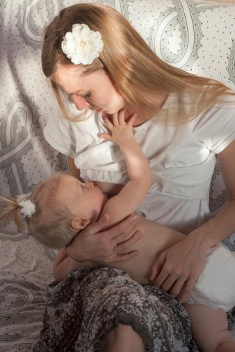 L'allaitement, comme c'est beau!