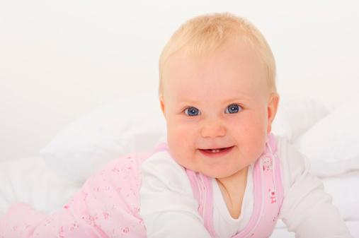 Allaiter un bébé qui a des dents