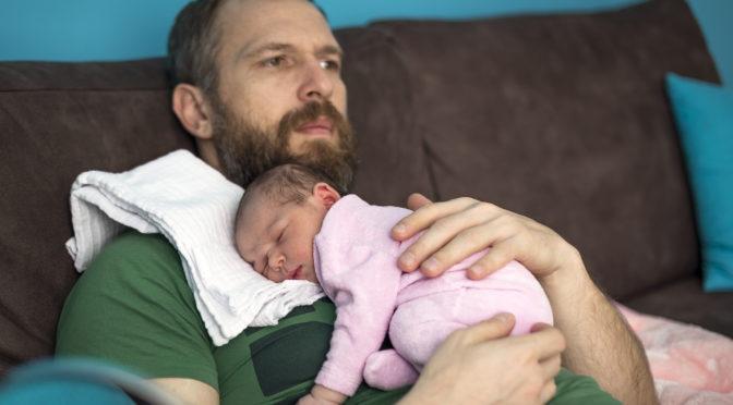 Point de vue d'un papa sur l'allaitement