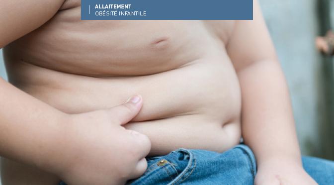 Allaitement et prévention de l'obésité : les mécanismes mis en jeu (Fin)