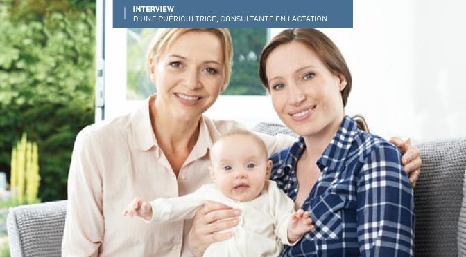 Rencontre avec Delphine Dumoulin, consultante en lactation IBCLC