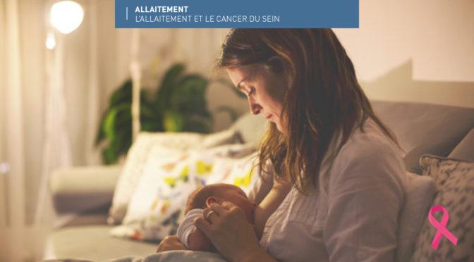 Allaitement après un cancer du sein : faisons le point
