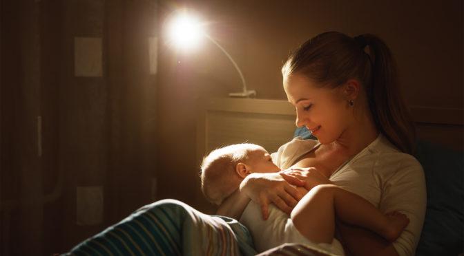 Notre allaitement, si doux et si puissant
